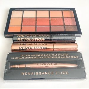 NIB Makeup Revolution Eye Bundle